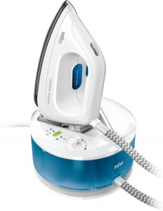 Goedkope stoomgenerator - Braun CareStyle Compact IS2043BL